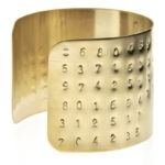 Gadjo gold bracelet